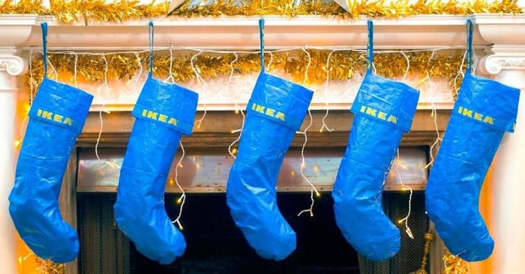 Hold jul med sjove bootleg-designs – fra IKEA-hype til Off-Whites 'The Ten'