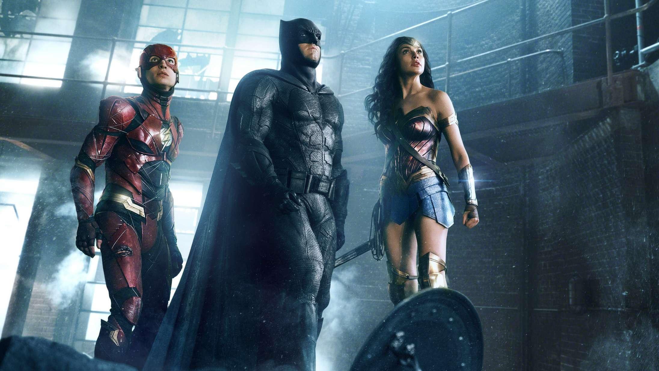 'Justice League': »Jeg hader, at du er så grim«