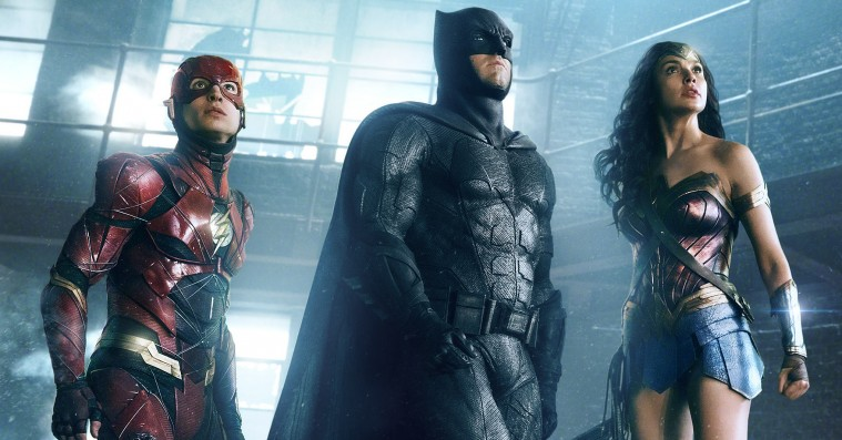 'Justice League': »Jeg hader, at du er så grim«
