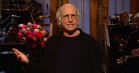 Larry David laver jokes om Holocaust og Hollywoods sexskandaler i kontroversiel 'SNL'-åbningsmonolog