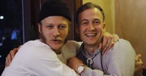 Video: Gustav og Oscar Dyekjær Giese kommer tæt på hinanden: »Nej, brormand, den klarer du selv. Du skal ikke dræbe Prinsesse Mary«
