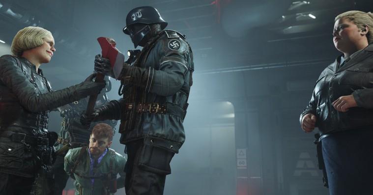 'Wolfenstein II: The New Colossus' er en blodig oase i en ørken af multiplayer-shootere