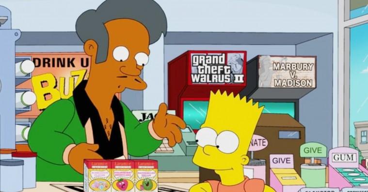 'The Simpsons' overvejer Apus skæbne efter kritik