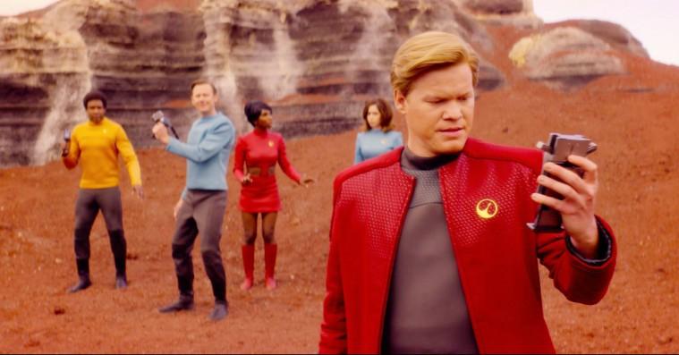 'Black Mirror' sæson 4: Længere mellem snapsene – men stadig tv i særklasse