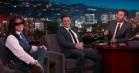 Tommy Wiseau er en sand katastrofe-kunstner i Kimmel-interview med James Franco