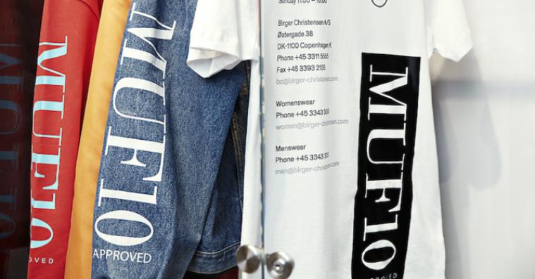 Muf10 klar med sin første rigtige salgskollektion – lander på onsdag