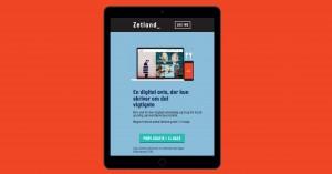 En digital avis skræddersyet til dig