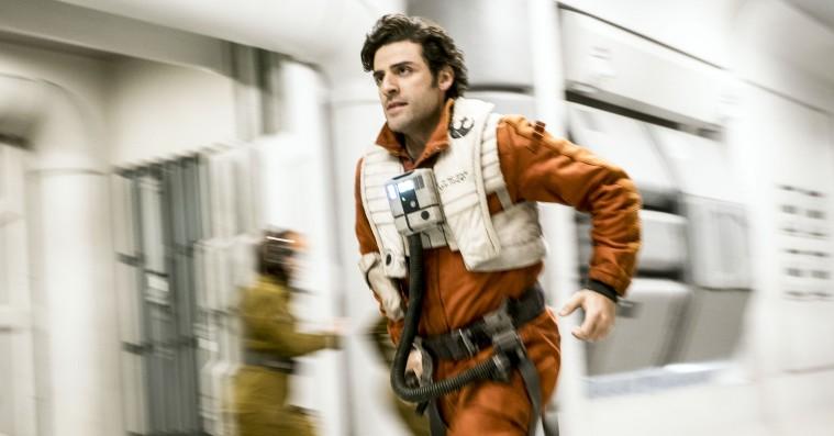 Oscar Isaac optog 'Star Wars: The Last Jedi' og 'Annihilation' samtidig –i samme studie