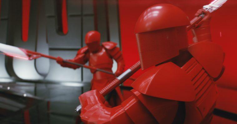 Omdiskuteret død i 'The Last Jedi' var nødvendig, forklarer Rian Johnson
