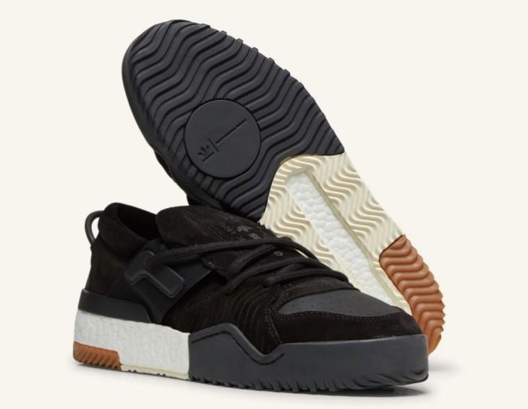 adidas AW BBall Lo Alexander Wang White