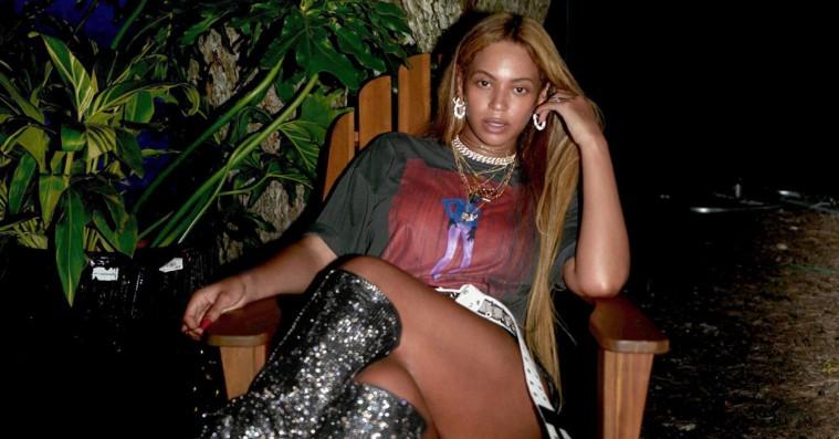 Beyoncé er den seneste kendis til at rocke Saint Laurents støvler til 60.000 kroner