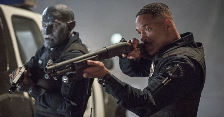 'Bright': 'Ringenes Herre' møder 'End of Watch' i bizart genremix med Will Smith