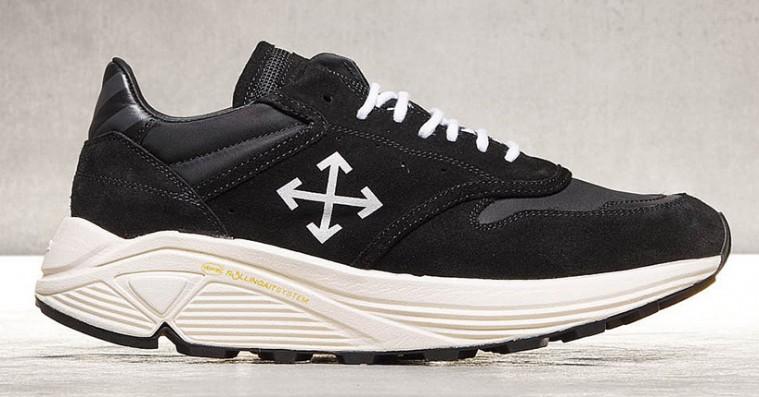 Off-Whites nye sneaker minder lidt for meget om Hi-Tec Shadow