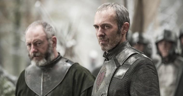 'Game of Thrones'-skuespiller var langt fra tilfreds med Stannis – som forventet