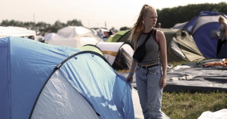 Toiletnyheder: Roskilde Festival får træk-og-slip på campingpladsen