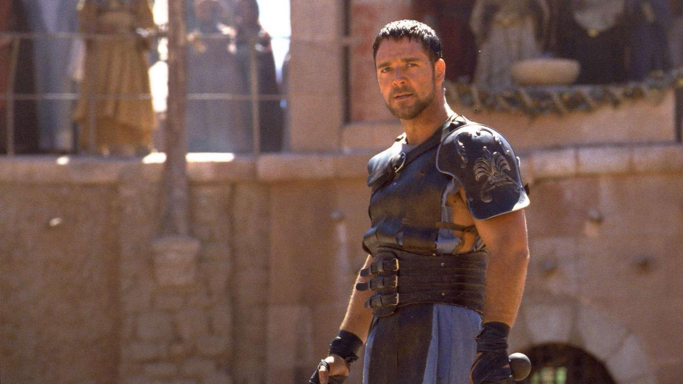 I dag står 'Gladiator' som en blodfattig McBlockbuster fuld af irriterende skuespil
