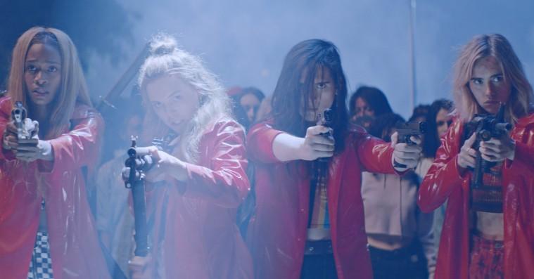 Tarantino møder 'Skam' i en af nyere tids mest voldelige highschool-film