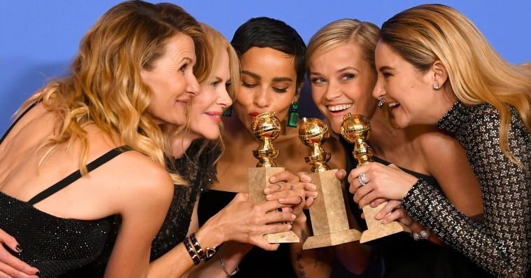 Laura Dern, Shailene Woodley og Zoë Kravitz vender tilbage til 'Big Little Lies' sæson 2