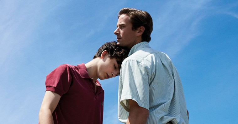 Manuskriptforfatteren bag 'Call Me By Your Name' kritiserer manglende nøgenhed