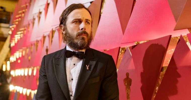 Casey Affleck trækker sig fra årets Oscar