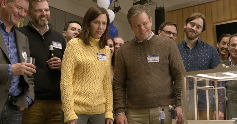 'Downsizing': Idéen bag Alexander Paynes miniaturefilm med Matt Damon er brillant