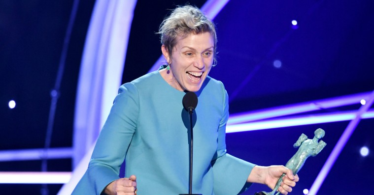'The Shape of Water' og 'Three Billboards Outside Ebbing, Missouri' vinder vigtige priser over weekenden