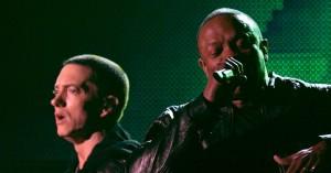 Eminem er i studiet med Dr. Dre og Mike Will Made It – er der mon ny musik på vej?