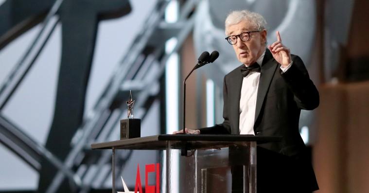Woody Allens kommende film kan lide krank skæbne ved Amazons hånd