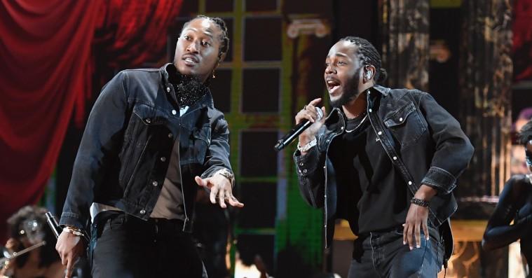 Jay Rock, Kendrick Lamar, Future og James Blake mødes på den rebelske 'King's Dead'