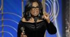 Oprah Winfrey blev Golden Globes dronning med dundertale for #Metoo – se hele højdepunktet her