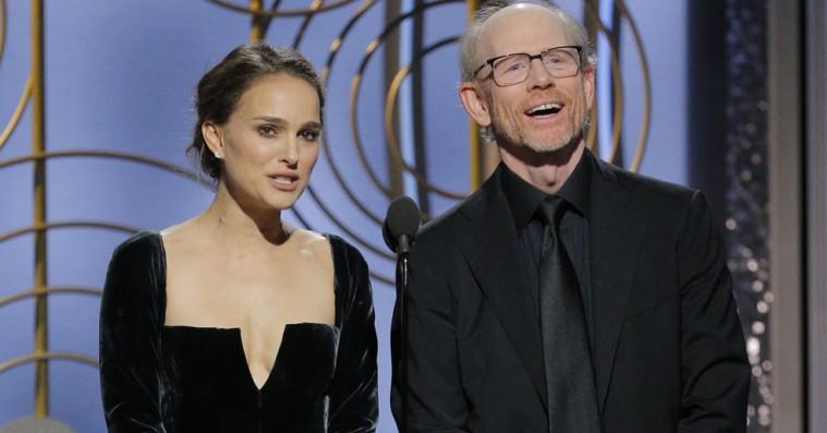 Natalie Portman udstiller »all-male« kategori til Golden Globes – Barbra Streisand bakker op