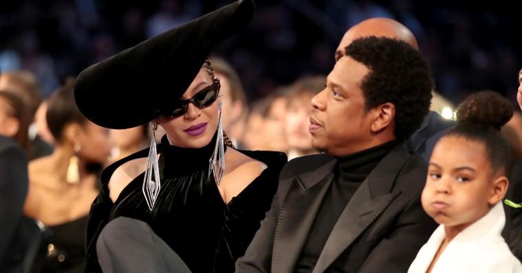 Beyoncé droppede den røde løber, men stjal alligevel opmærksomheden