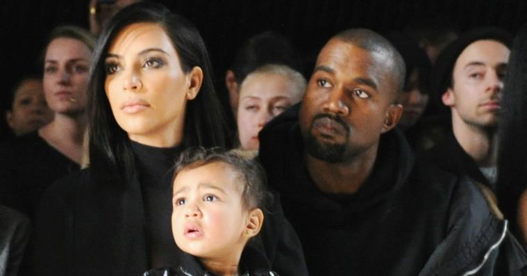 Kanye West og Kim Kardashian afslører navnet på barn nummer 4