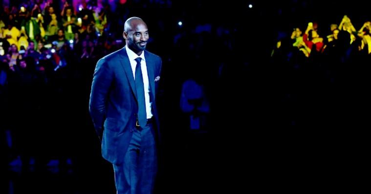 Den pensionerede basketstjerne Kobe Bryant er med i Oscar-kapløbet