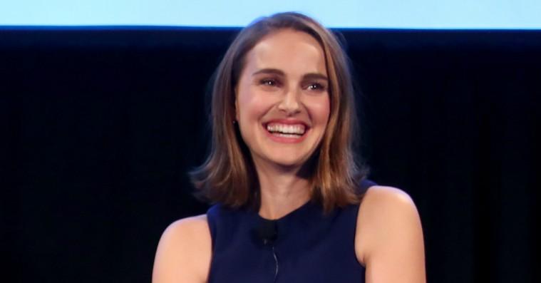 Natalie Portman er mod sin vilje kommet på Instagram – i den gode sags tjeneste