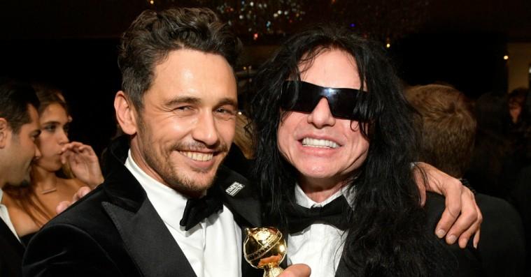 James Franco bliver mødt med kritik efter Golden Globes-sejr for 'The Disaster Artist'