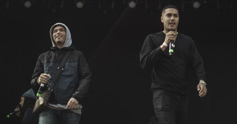 Gilli og Kesis nye singler er en advarsel til konkurrenterne: B.O.C.-rapperne vil også dominere 2018