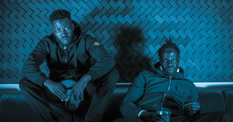 Rapperne Dayzon og Kwame udgiver afrikansk-inspireret nummer – hør 'Hva ska vi lave'
