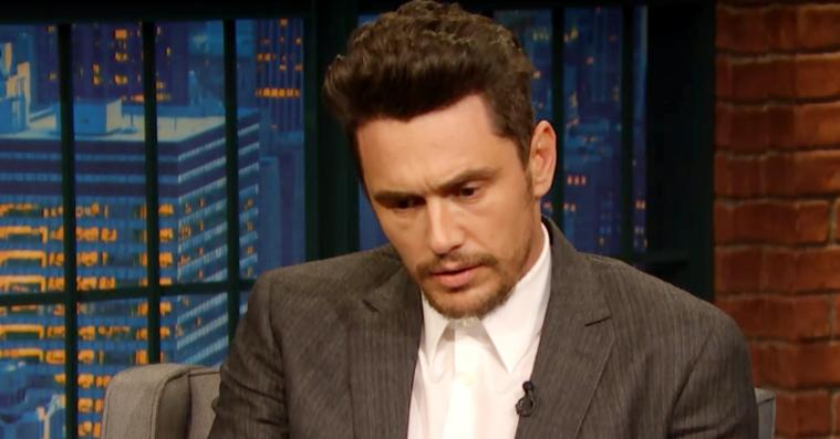 Fem kvinder anklager James Franco for krænkelser – Franco er uforstående hos Seth Meyers