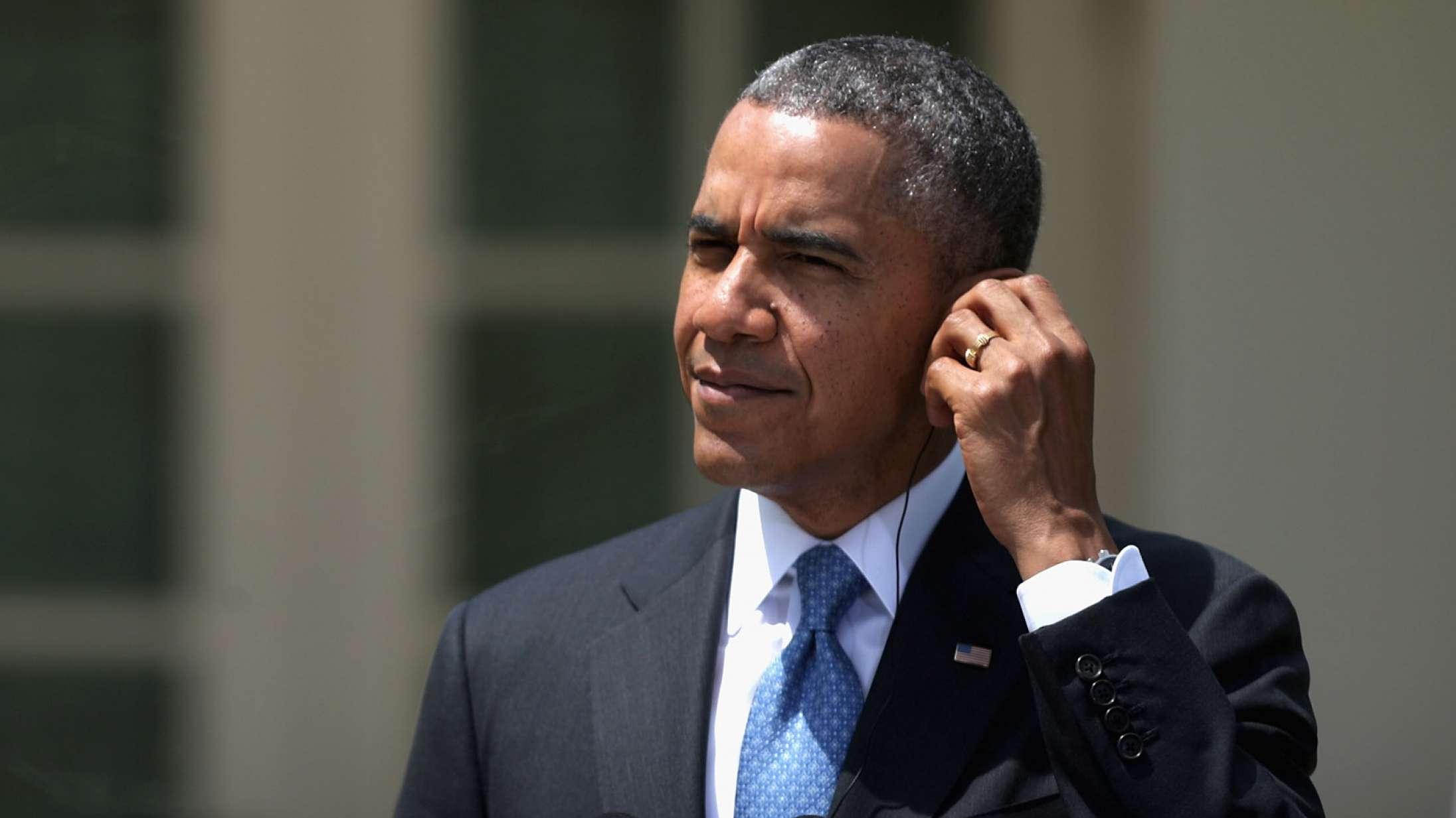 Barack Obama fortæller om hiphop-sangen, der hjalp ham gennem hans første præsidentkampagne