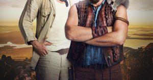 Se ny trailer til løjerligt Crocodile Dundee-reboot – med Danny McBride og Chris Hemsworth