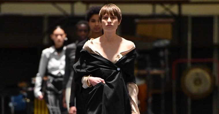 Showanmeldelse: Freya Dalsjø udfordrede skønheden under Copenhagen Fashion Week
