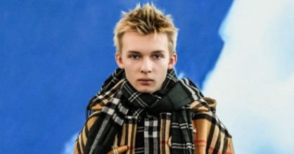 Tre yndlingstendenser fra Gosha Rubchinskiys nye efterårskollektion – splitdesign dominerede