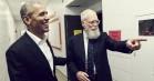 David Lettermans nye Netflix-show har premiere i næste uge – Barack Obama er første gæst