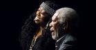 Missy Elliott og Busta Rhymes giver Morgan Freeman og Peter Dinklage rapkurser i ny Super Bowl-reklame