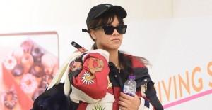 Rihanna bakker op om UGG-støvlens comeback – rammer også catwalken i Paris