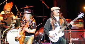 Kalder alle hellraisers! Der er Sweet & Slade-dobbeltkoncert på Docken - køb billetter her