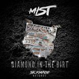 Mist og Steel Banglez er en af mest nyskabende duoer i UK-rap lige nu - Diamond In The Dirt