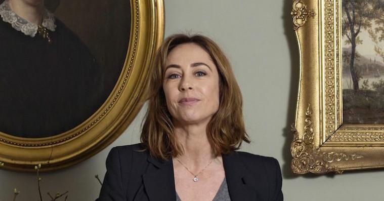 Sofie Gråbøl om vilde 'Liberty'-optagelser: »En dag faldt loftet ned i vores hotel«