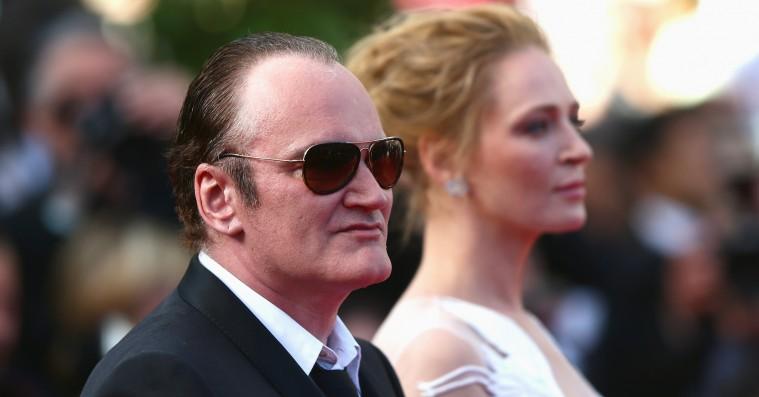 Quentin Tarantino kommenterer Uma Thurmans 'Kill Bill'-ulykke: »Mit livs største fortrydelse«